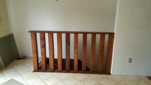 New-railing
